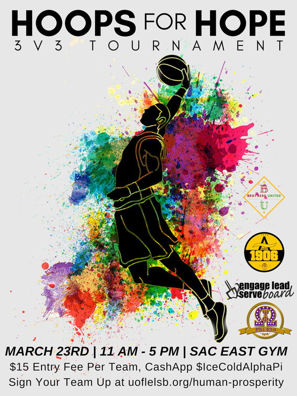 Hoops for Hope 3v3 Basketball Tournament