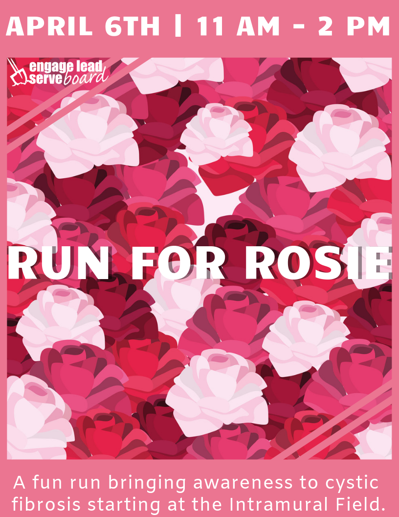 Run for Roses flier